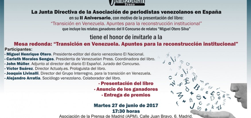 II Aniversario Venezuelan Press