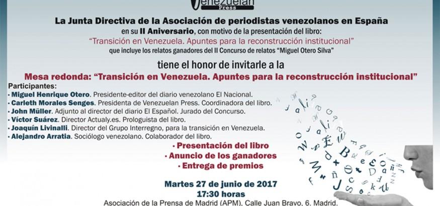 II Aniversario Venezuelan Press