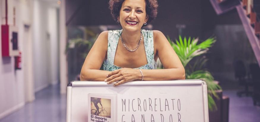 Mariela Michelena en Madrid