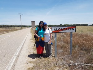 A su paso por Alcazaren