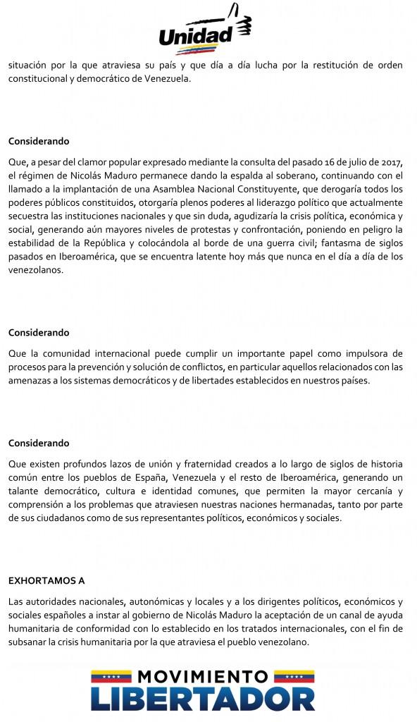 EXHORTO MUD MADRID A ESPAÑA 28 JUL 17-3