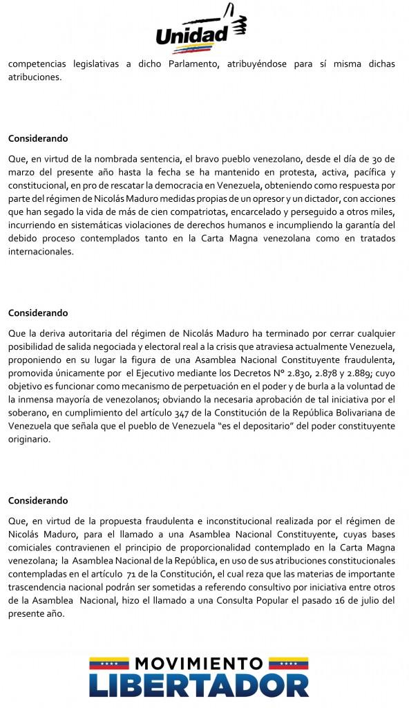 EXHORTO MUD MADRID A ESPAÑA 28 JUL 17-5