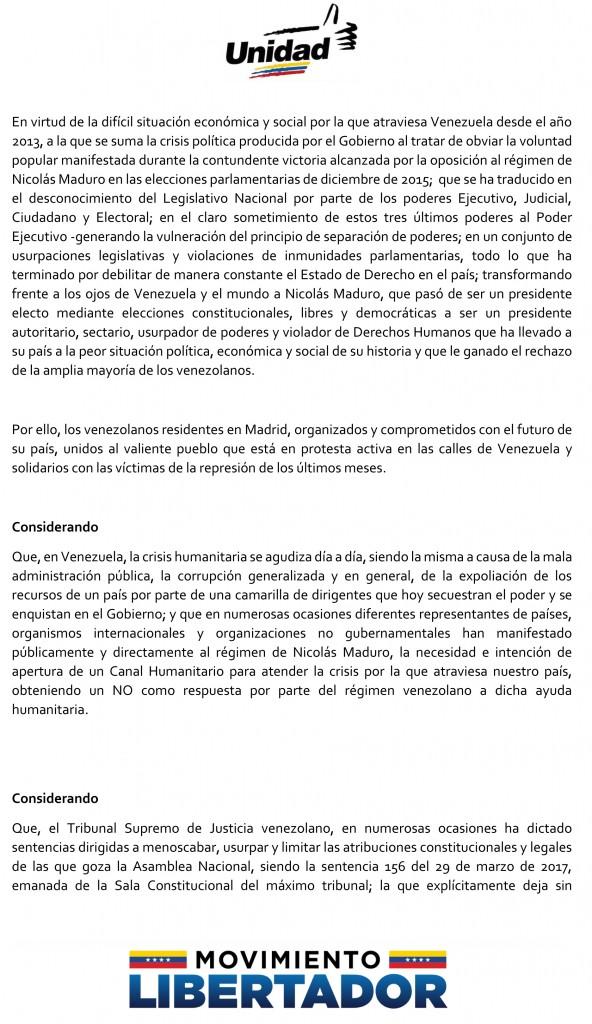 EXHORTO MUD MADRID A ESPAÑA 28 JUL 17-6