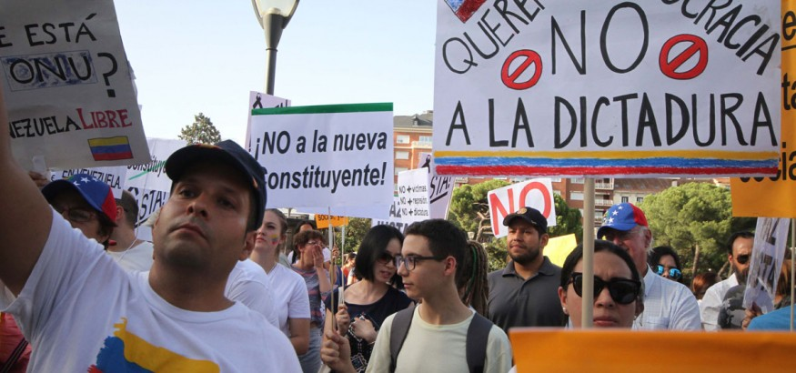 Madrid dice no a la constituyente