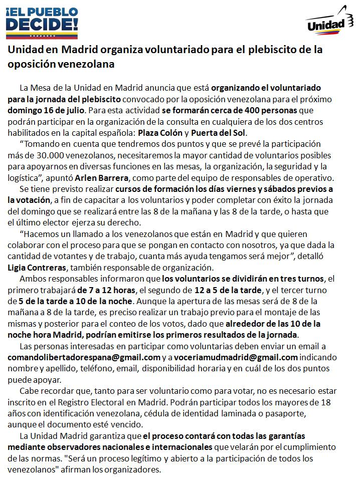voluntarios plebiscito madrid