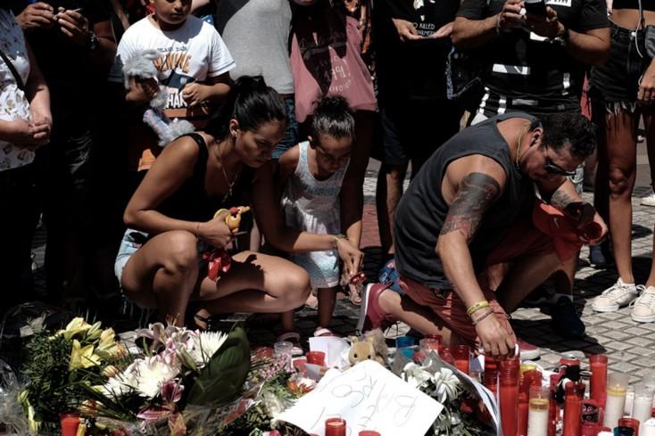 """Venezolana en el atentado de Barcelona: """"Nunca había sentido tanto pánico y confusión"""""""