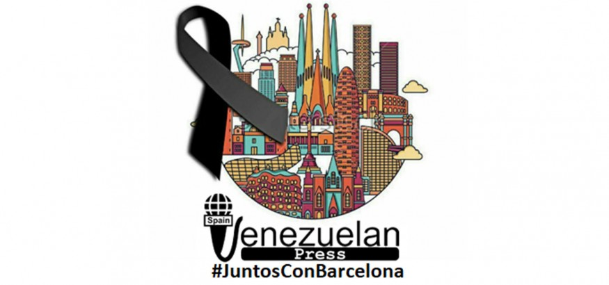 Venezuelan Press juntos con Barcelona