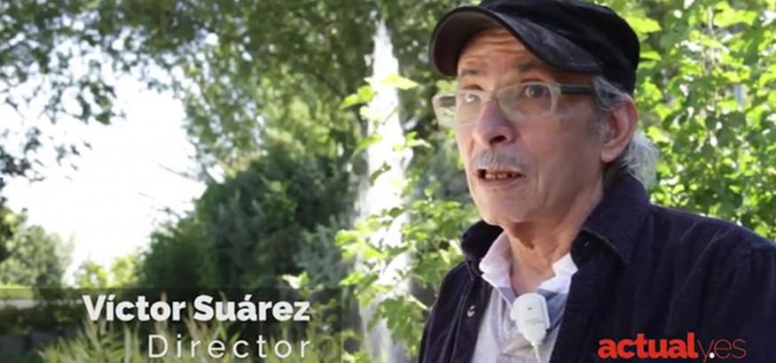 Víctor Suárez, director de Actualy.es