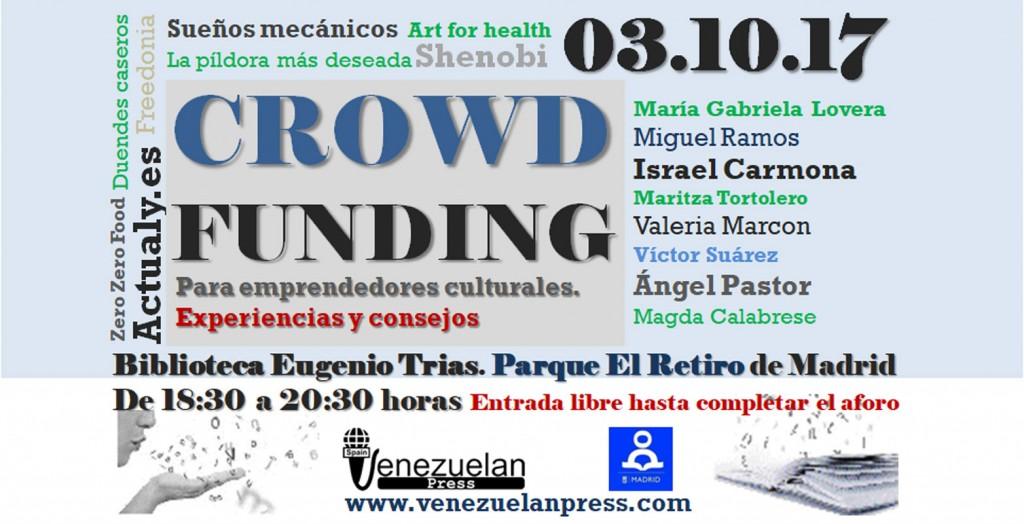 Crowdfunding Venezuelan Press