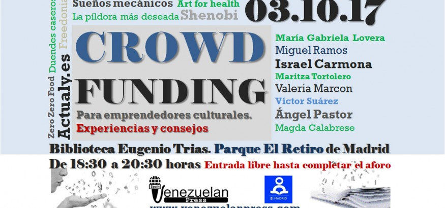 Crowdfunding Venezuelan Press