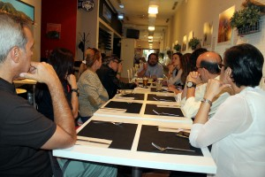 Juan Carlos Chirinos conversatorio