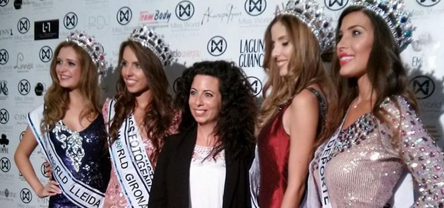 Miss World Cataluña