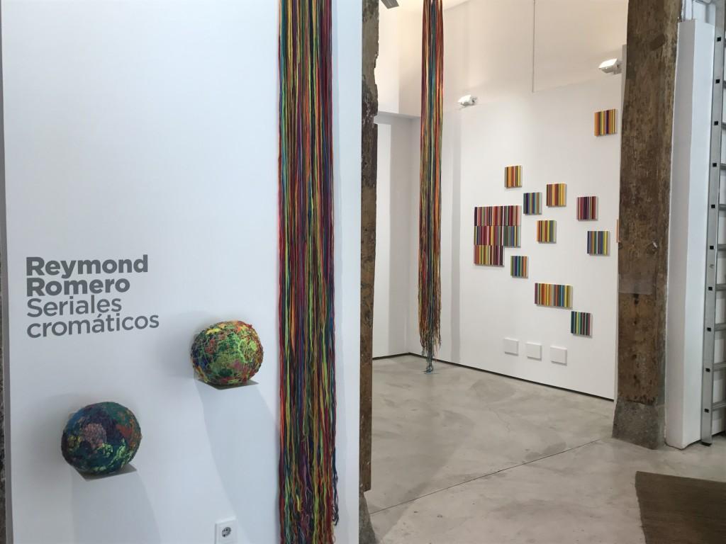 Reymond Romero exposición
