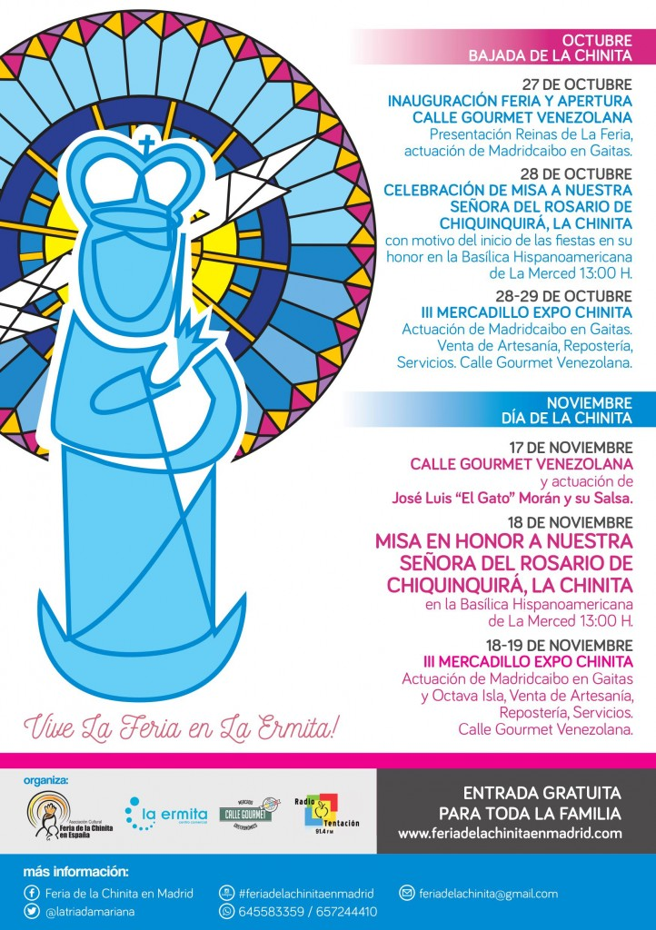 Feria de la Chinita en Madrid 2017