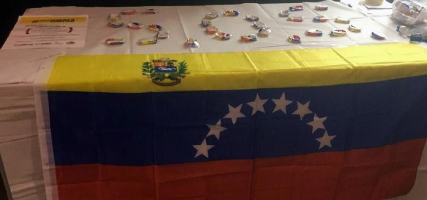 Recolección de medicinas para Venezuela