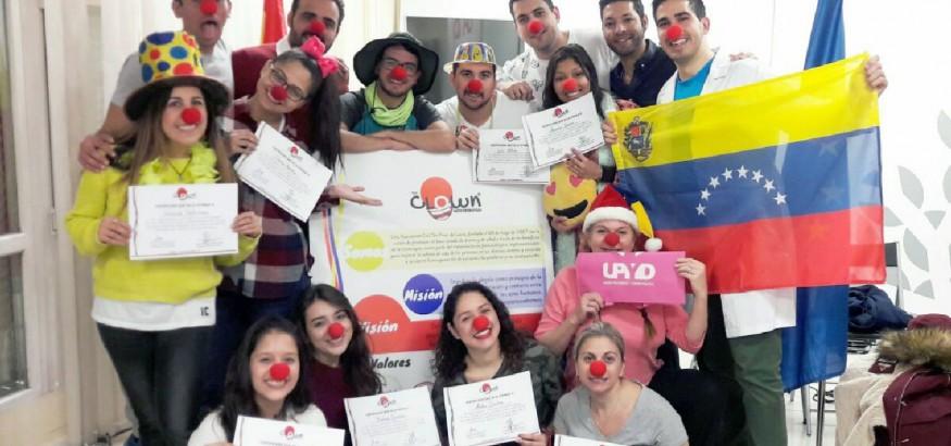 Fundación Dr. Clown Sonrisa