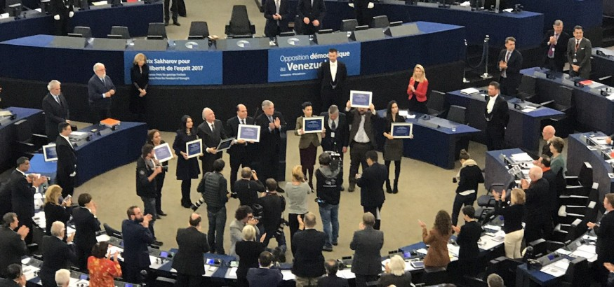 Premio Sajarov 2017