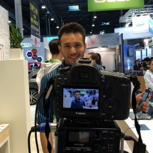 César Salza: de amante de gadgets a influencer de tecnología