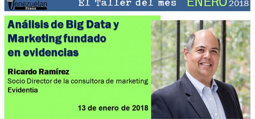 Taller de análisis de Big Data