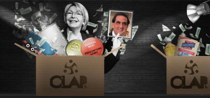 CLAP. Foto: Cortesía Armando.info