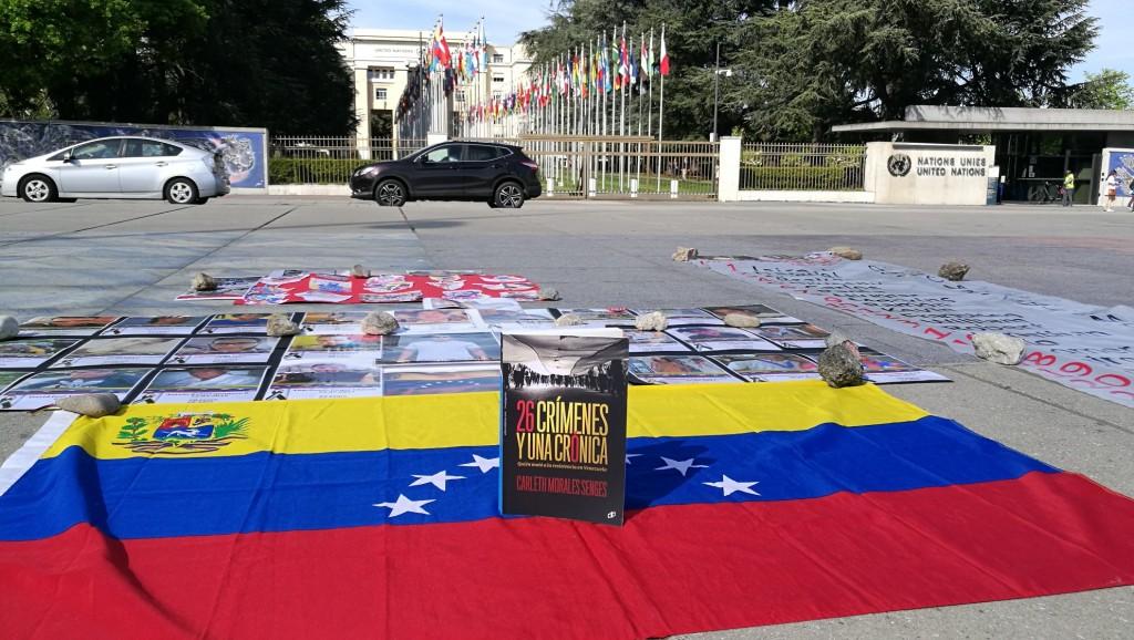 26 crímenes y una crónica. Quién mató a la resistencia en Venezuela