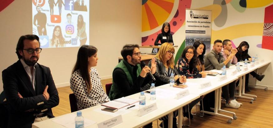 Influencers con Venezuelan Press