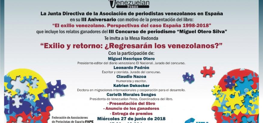 Venezuelan-Press-III-aniversario
