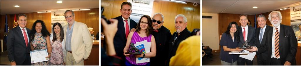 Ganadores del III Concurso Miguel Otero Silva