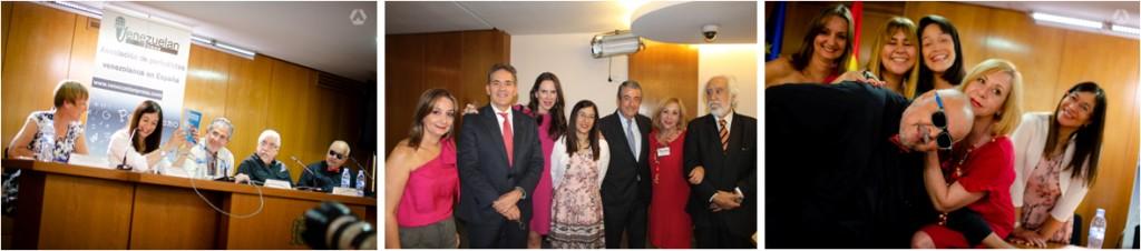 III Aniversario Venezuelan Press