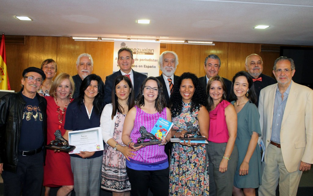 Venezuelan Press Tercer Aniversario