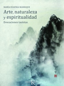 Portada libro Arte Naturaleza y Espiritualidad