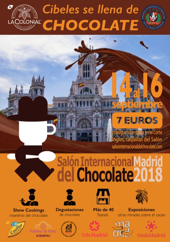 SAlón del Chocolate en Madrid
