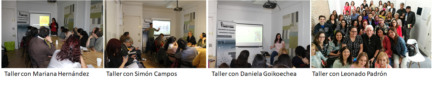 Talleres Venezuelan Press V Ciclo