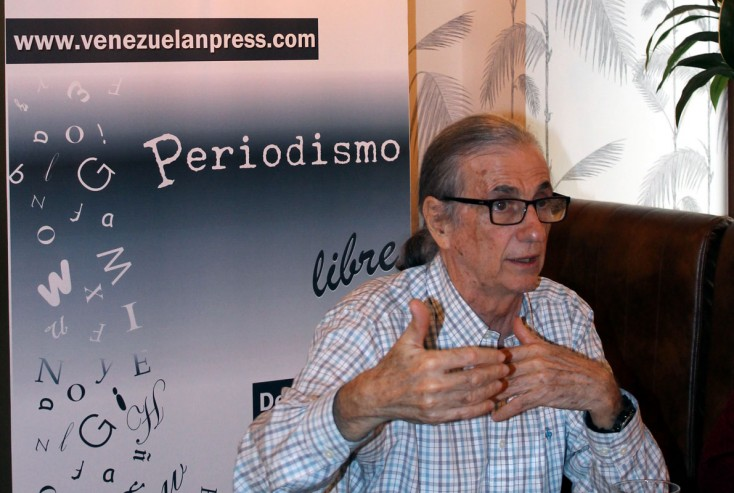 """Carlos Oteyza: """"Ningún país está exento de que el populismo le toque la puerta. España tampoco"""""""