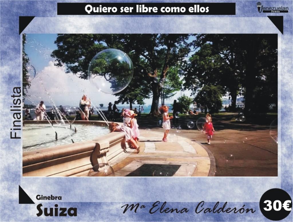 Maria Elena Calderon