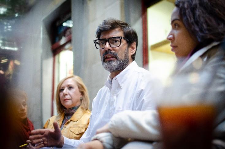 Profesor Briceño, el humorista venezolano directo, coloquial y popular