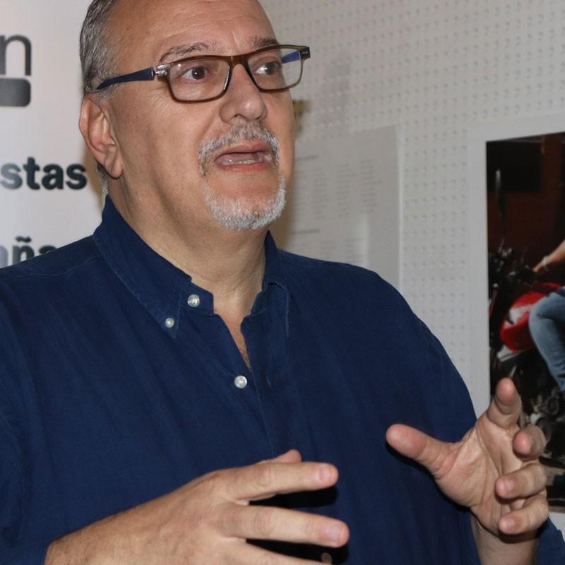 Sergio Dahbar. Foto: María Auxiliadora Villegas