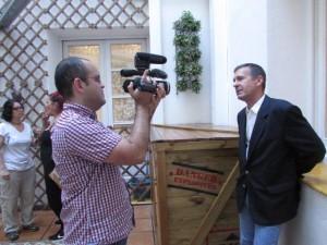 Alfonzo Iannucci entrevista a Petrizzelli