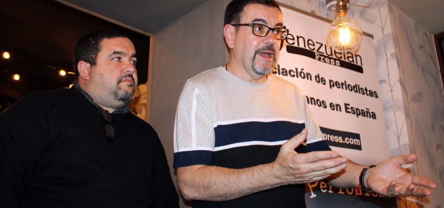 Laureano-Marquez-y-Edurado Sanabria -Edo