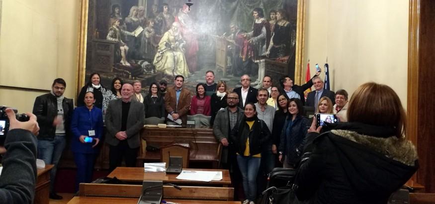 Nace en Madrid la Federación de Asociaciones venezolanas en España
