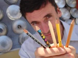 Periodista  Joaquín Pereira