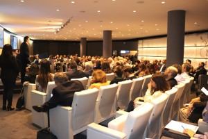 Presentacion de Ciita en el Banco Sabadell
