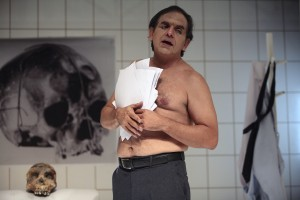 Sangre en el diván con Héctor Manrique