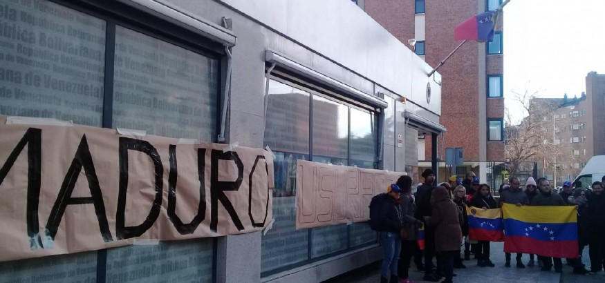 Venezolanos-en-Madrid