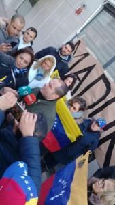 Venezolanos en Madrid3