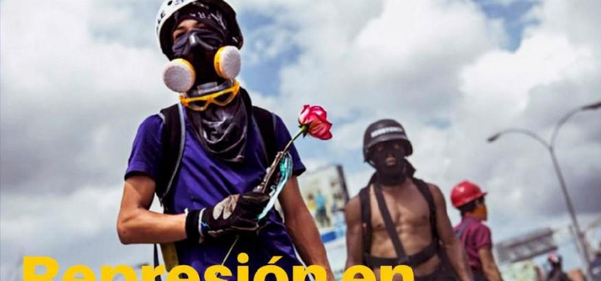 represión-en-venezuela