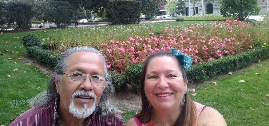 Alirio Infante y Ana María Jeremías