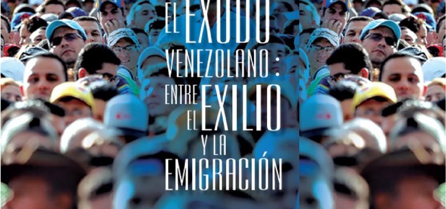 Libro El éxodo venezolano