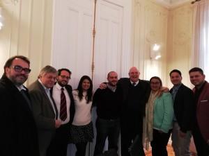 Antonio-Ecarri-se-reúne-con-politicos venezolanos