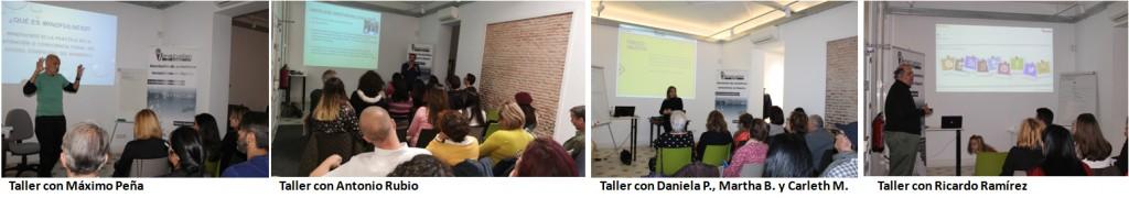 Talleres VI ciclo Venezuelan Press